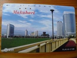 Phonecard Japan 251-103 Makuhari - Japan