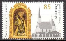 "Bund MiNr. 3240 ** 20 Jahre ""Shrines Of Europe"": Altötting - Nuovi"