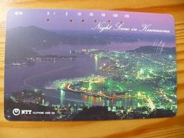 Phonecard Japan 411-180 - Japan