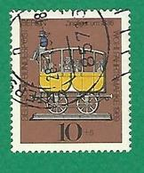 * 1969 N° 318 DILIGENCE 1835  OBLITÉRÉ   TB - [5] Berlin