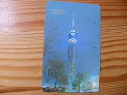 Phonecard Japan 391-118 Fukuoka - Japan