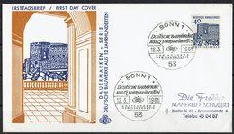 BRD 1964 // Mi. 457 FDC (033..385) - BRD