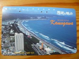 Phonecard Japan 251-298 Kamogawa - Japan