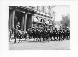 Bruxelles-Les Carabinieri à Bruxelles-foto-dimension Carte Postale - Belgium