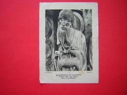 IMAGE RELIGIEUSE / PIEUSE CATHEDRALE DE CHARTRES  PORTAIL NORD SAINT JEAN BAPTISTE - Images Religieuses