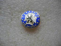 Pin's De Grasse - Badges