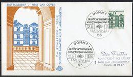 BRD 1964 // Mi. 455 FDC (033..390) - BRD