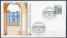 BRD 1964 // Mi. 455 FDC (033..391) - FDC: Briefe