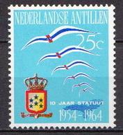 Netherlands Antilles 4 MNH Stamps - Curacao, Netherlands Antilles, Aruba