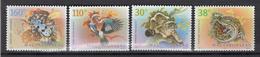 2002 - UNGHERIA - Catg.. Mi. 4728/4731 - NH - (CW1822.17) - Hongrie