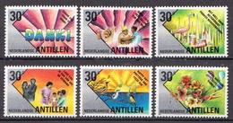 Netherlands Antilles MNH Set - Celebrations