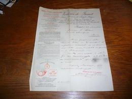 FF5  Document Commercial Facture Verreries De Jumet 1904 - Belgique