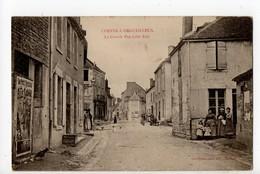 CORVOL L'ORGUEILLEUX - 58 - Nièvre - La Grande Rue (côté Est) - Otros Municipios