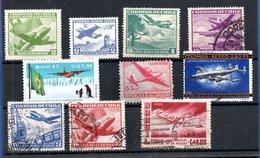 Amérique Du Sud / Poste Aérienne / Lot De Timbres /  Etats Divers - Timbres