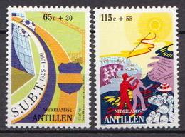 Netherlands Antilles MNH Set - Curacao, Netherlands Antilles, Aruba