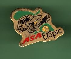 A.S.A TROPIC *** FORT DE FRANCE *** 0101 - Automobile - F1