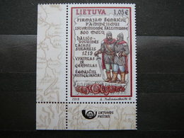 History Military, Uniforms, Map # Lietuva Litauen Lituanie Litouwen Lithuania # 2019 MNH #Mi. - Lituanie