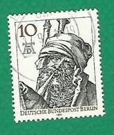 * 1971 N° 366 NAISSANCE D'ALBRECHT DÜRER 17.9.71   OBLITÉRÉ TB - [5] Berlin