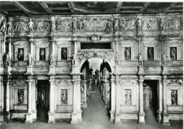 VICENZA  Teatro Olimpico  La Scena  Arch. Palladio - Vicenza