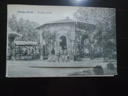 ROMANIA-HUNGARY - BUZIAS-FURDO MIHALY-FORRAS - OPEN WINDOW POSTCARD - Romania