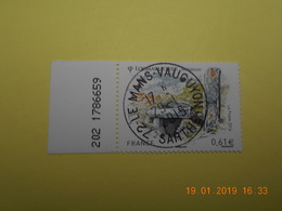 FRANCE 2014   YTN° 4882  LOCQMARIAQUER (Morbihan)    TN Oblitéré  Numéroté - France
