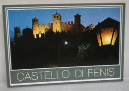 Fenis Castello Valle D'Aosta Cartolina - Italia