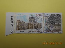FRANCE 2014   YTN° 4884  87 CONGRES PHILATHELIQUE A PARIS   TN Oblitéré  Numéroté - France