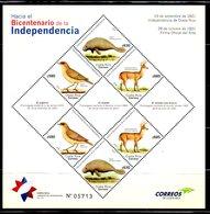 COSTA RICA, 2018 , BIRDS, ANIMALS , S/S,  MNH**NEW!! - Birds