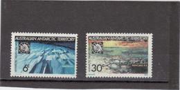 M17 - ROSS DEPENDENCY - 15 / 20 ** MNH De 1982 -Ouvertutre De La Base SCOTT - - Neufs