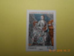 FRANCE 2014   YTN° 4887   MARQUISE DE POMPADOUR (1721-1764)   TN Oblitéré  Numéroté - France