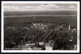 C1872 - Waldhaus Charlottenburg Sommerfeld - Osthavelland - Luftbild Fliegeraufnahme -  RLM - Sommerfeld