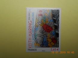 FRANCE 2014   YTN° 4901   KEITH HARING (1958-1990)   TN Oblitéré - France
