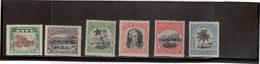 M17 - NIUE - 26 / 31 * Trace De Charnière De 1920 - JAMES COOK Et Vues De Niue. - Niue