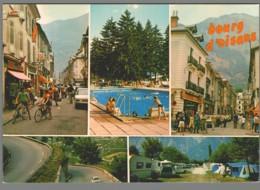 CPM 38 - Bourg D'Oisans - Carte Multivues - Bourg-d'Oisans