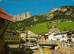 Dolomiti - Val Di Fassa - Campitello M. 1442 (animata, Con Auto) - Italia
