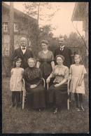 C1887 - Foto - Mode Vintage - Anzug Krawatte - Hübsche Junge Frau Im Kleid - Pretty Young Women - Photographie