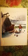 """AIBOLIT FAIRY TALES"" Old POSTCARD 1966 - Sea Elephant - Walrus - Fairy Tales, Popular Stories & Legends"
