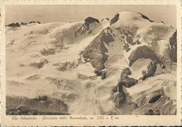 Alpi Dolomitiche - Ghiacciaio Della Marmolada, M. 3342 S.l.m. - Italia
