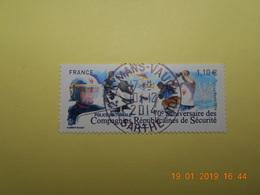 FRANCE 2014   YTN° 4922   70eme ANN. POLICE NATIONALE   TN Oblitéré - France