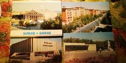 Kazakhstan. Balkhash City . 14 PCs Lot  1977 - Kazakhstan