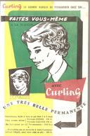 Buvard Curling La Grande Marque De Permanente Chez Soi Avec Curling - Parfums & Beauté