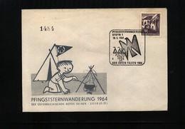 Austria / Oesterreich 1964 Scouting / Pfadfinder Interesting Cover - Scoutisme