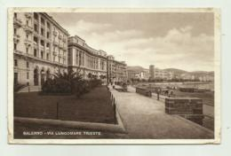 SALERNO - VIA LUNGOMARE TRIESTE  VIAGGIATA FP - Salerno