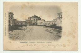 STUPINIGI. PIEMONTE - IL CASTELLO ( JUVARA )  - VIAGGIATA FP - Italie
