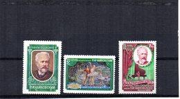RUSSIA 1958 UNIFICATO 2028/30 NUOVO MNH ** - 1923-1991 USSR