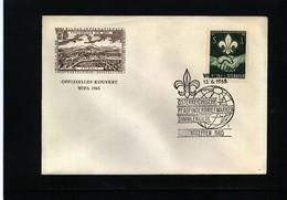 Austria / Oesterreich 1965 Scouting / Pfadfinder Interesting Cover - Scoutisme