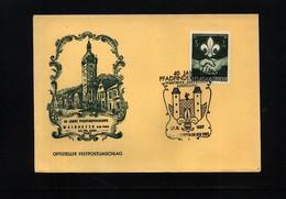 Austria / Oesterreich 1967 Scouting / Pfadfinder Interesting Cover - Scoutisme