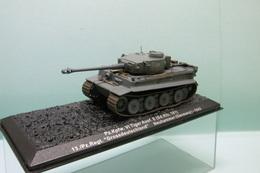 "Altaya - CHAR TANK Allemand Pz.Kpfw. VI Tiger Ausf.E (Sd.Kfz. 181) 13./Pz. Regt. ""Grossdeuschland"" Germany 1943 BO 1/72 - Chars"