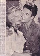 (pagine-pages)BRIGITTE BARDOT  Tempo1959/26. - Livres, BD, Revues