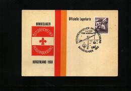 Austria / Oesterreich 1968 Scouting / Pfadfinder Interesting Cover - Scoutisme